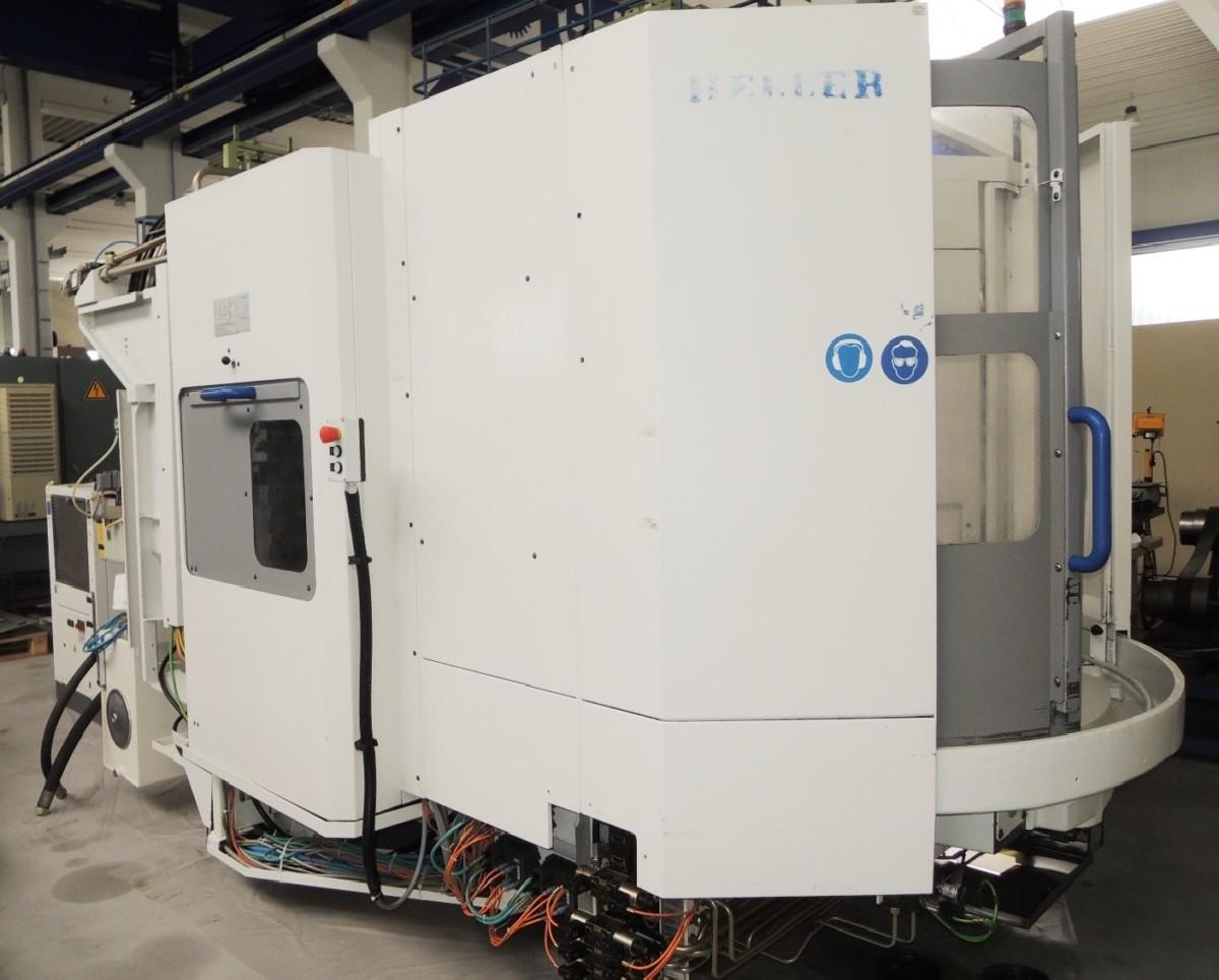Обрабатывающий центр - горизонтальный HELLER MC 16 1049-706724 фото на Industry-Pilot