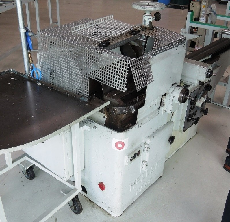 Cold-cutting saw - automatic HELLER KA 315 photo on Industry-Pilot