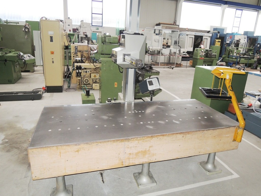 Coordinate measuring machine STIEFELMAYER System C 160 photo on Industry-Pilot