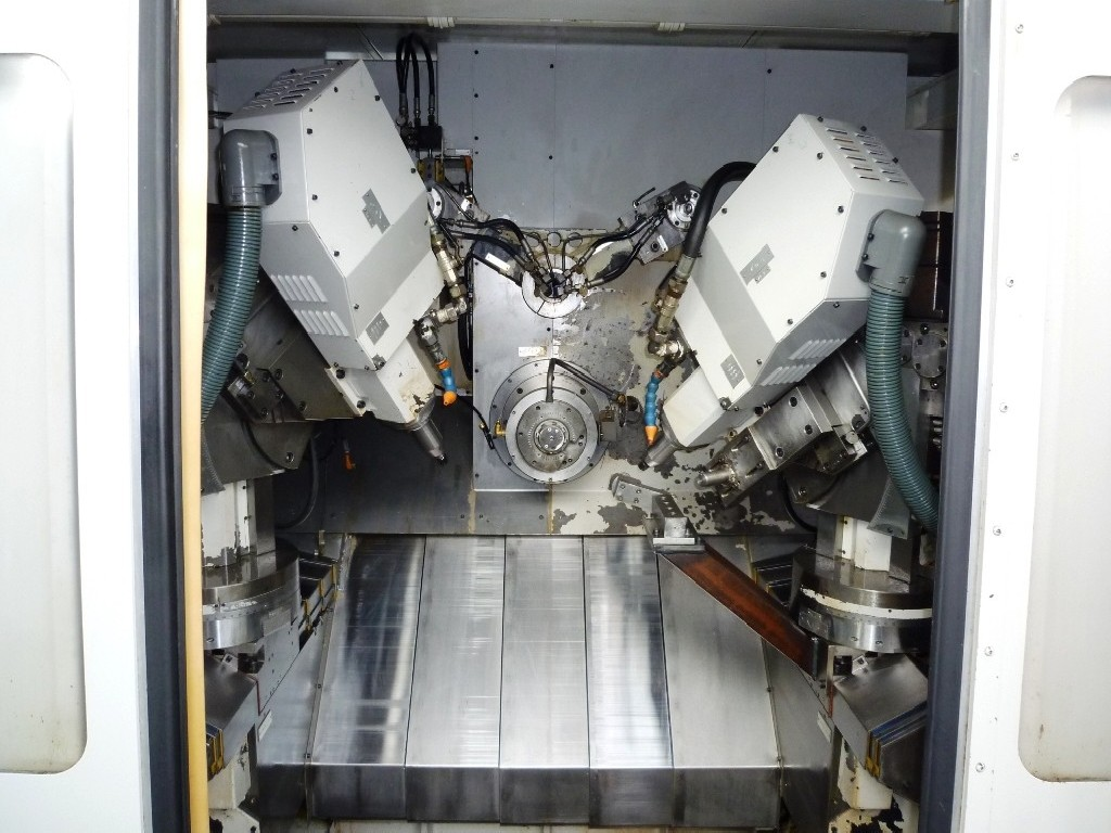 Tooth edge milling machine PRÄWEMA W 2 1 SYNCHROFORM photo on Industry-Pilot