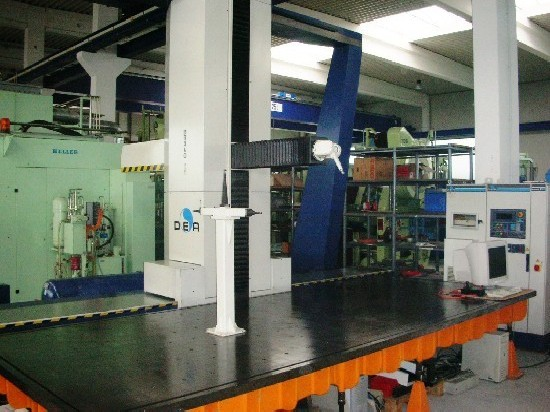 Coordinate measuring machine DEA BRAVO 4207 photo on Industry-Pilot