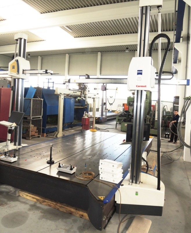 Coordinate measuring machine ZEISS-STIEFELMAYER CARMET DUPLEX 50 27 21 photo on Industry-Pilot