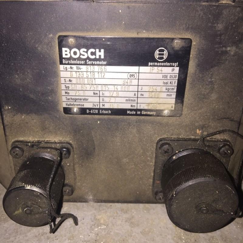 Мотор BOSCH SD-B5 75001514 фото на Industry-Pilot