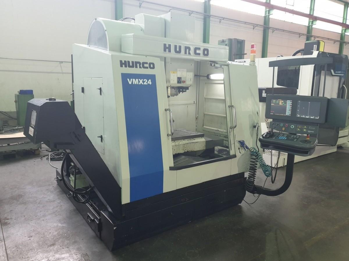 Обрабатывающий центр - вертикальный HURCO VMX 24 Heidenhain фото на Industry-Pilot