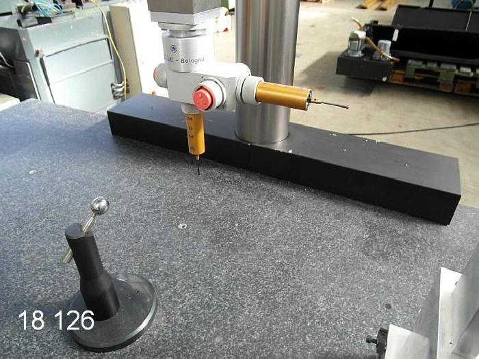 Coordinate measuring machine MDM MECATRONICS CATRIM 4 CNC photo on Industry-Pilot