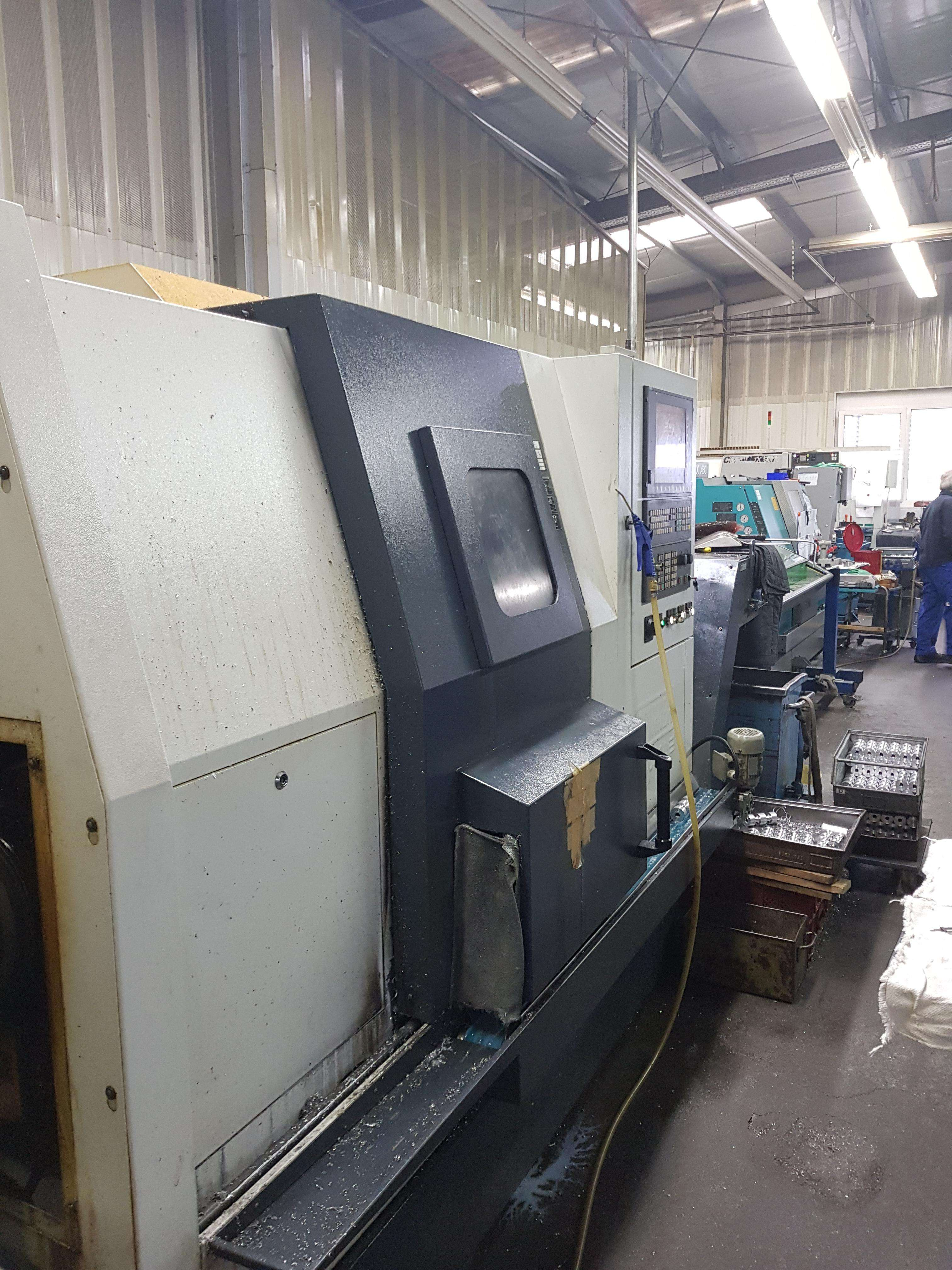 CNC Turning Machine Spinner TC 600 65 SMCY фото на Industry-Pilot
