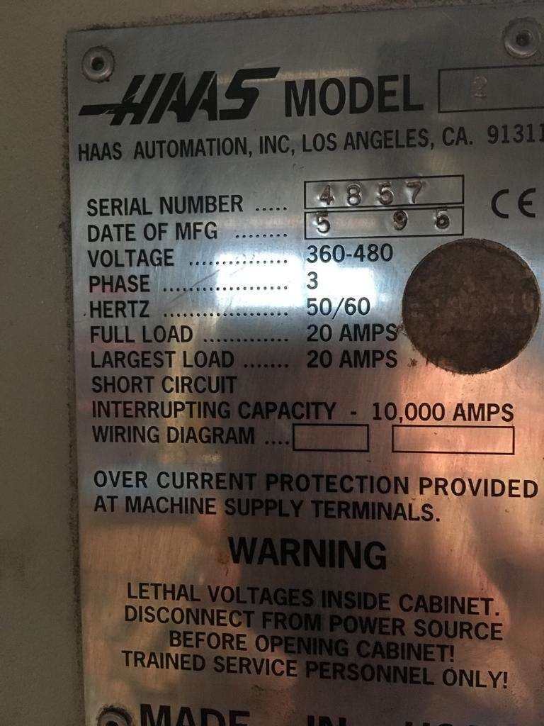 Machining Center - Vertical Mikron-Haas VCE 750 IN2291XB фото на Industry-Pilot