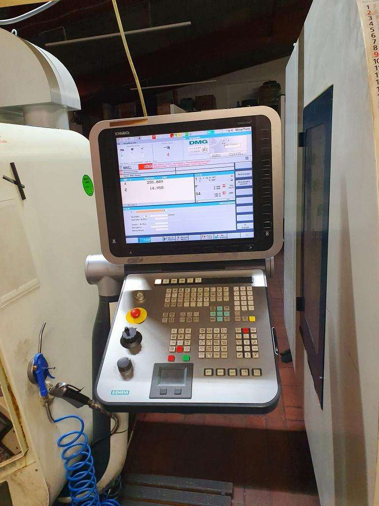 CNC Turning Machine DMG CTX ALPHA 300 фото на Industry-Pilot