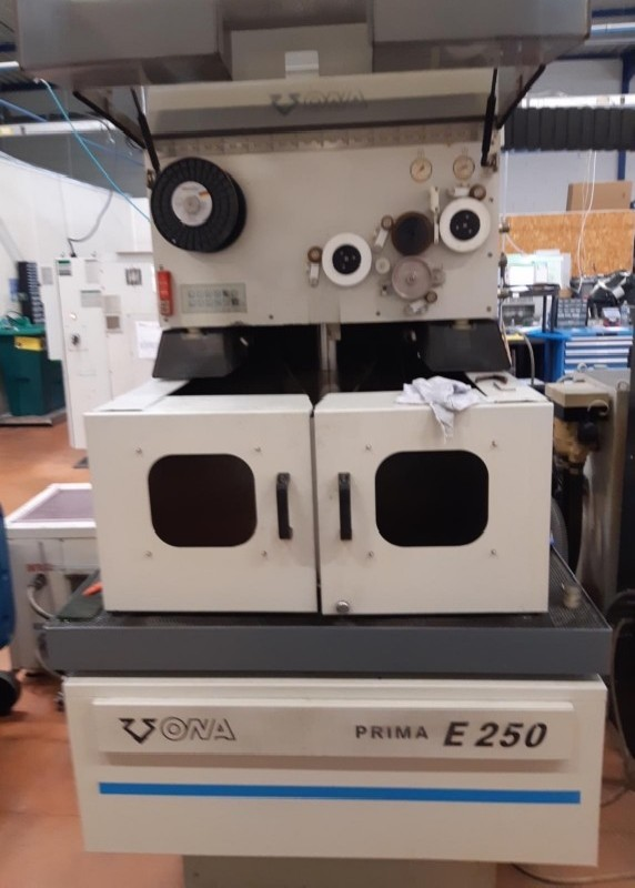 Wire-cutting machine ONA PRIMA 250 E photo on Industry-Pilot