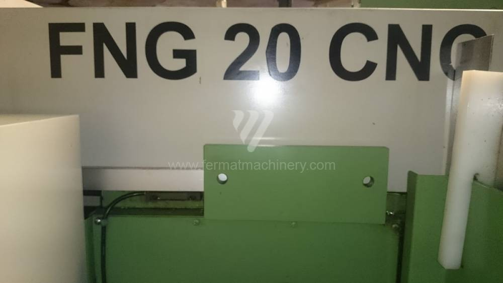 Toolroom Milling Machine - Universal Intos FNG 20 CNC photo on Industry-Pilot