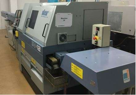 Automatic profile Lathe - Longitudinal Star SV 20 фото на Industry-Pilot