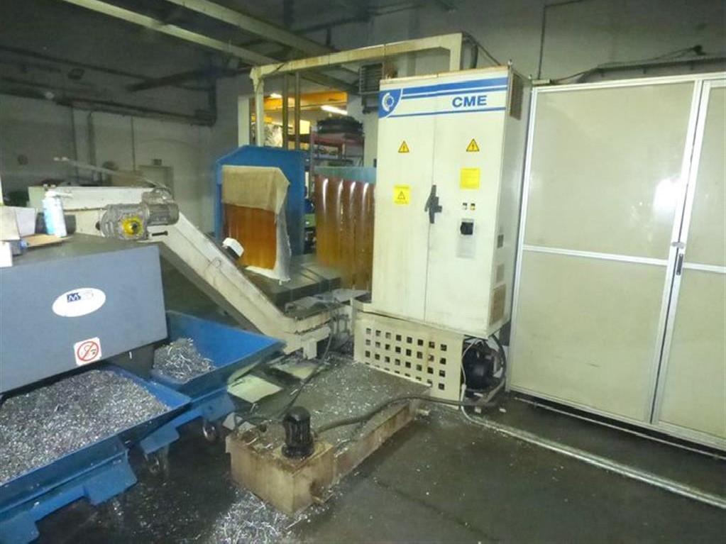 Продольно-фрезерный станок - универсальный CME FS 1 Heidenhain фото на Industry-Pilot