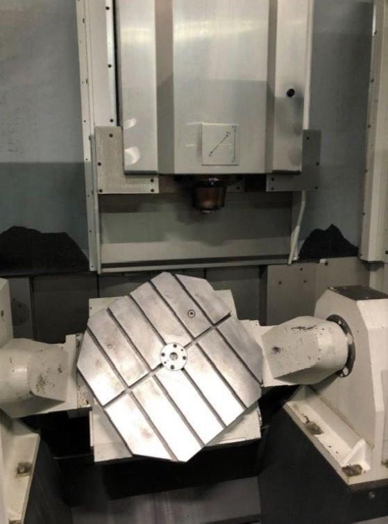 Обрабатывающий центр - универсальный MIKRON UCP 710 Heidenhain фото на Industry-Pilot