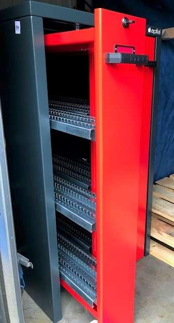 Cabinets for bending tools WKS033 Set -A- Rückläufer photo on Industry-Pilot