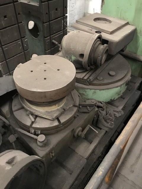 Горизонтальный расточный станок с неподвижной плитой TOS-HULIN WD 130 A Heidenhain фото на Industry-Pilot