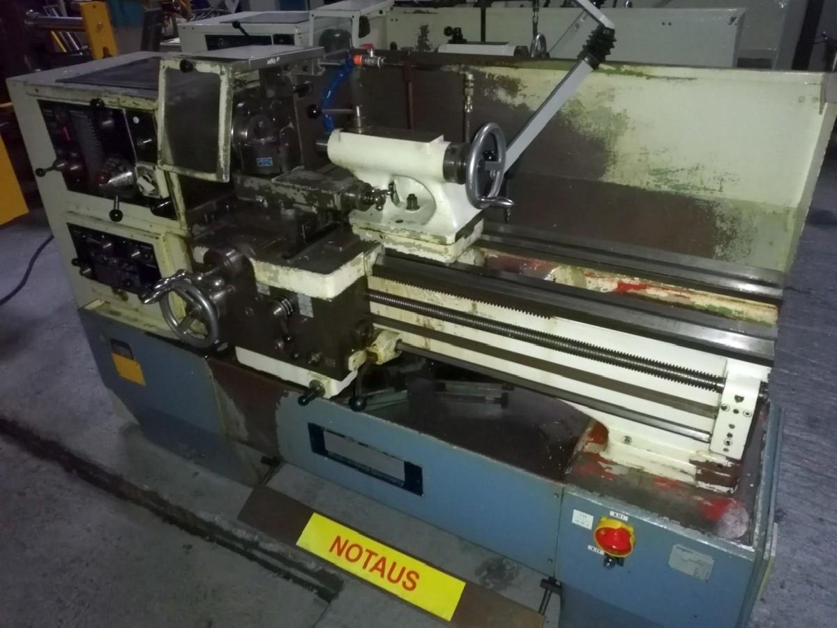 Screw-cutting lathe GEMA (HAAF) LZ 200 Multifix photo on Industry-Pilot