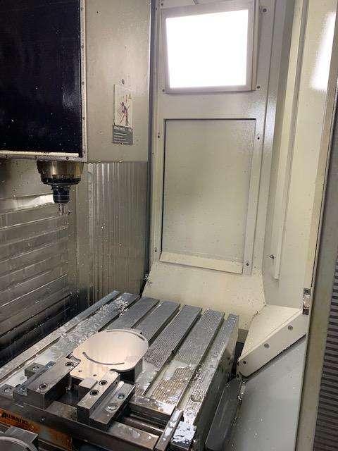 Обрабатывающий центр - вертикальный DMG DMF 220 linear фото на Industry-Pilot