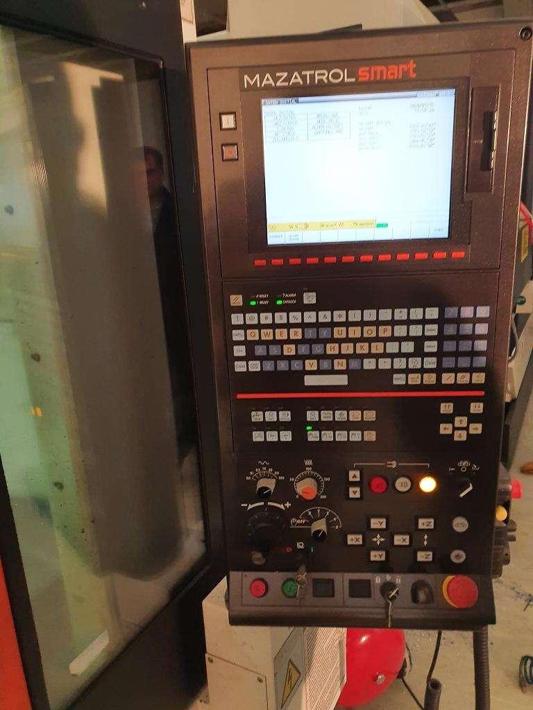 Machining Center - Vertical Mazak VCS 430 A photo on Industry-Pilot