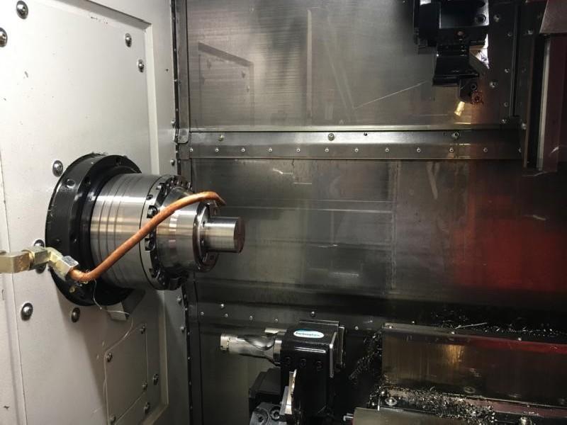 Токарный станок с ЧПУ EMCO HT 45 Big Bore Heidenhain фото на Industry-Pilot