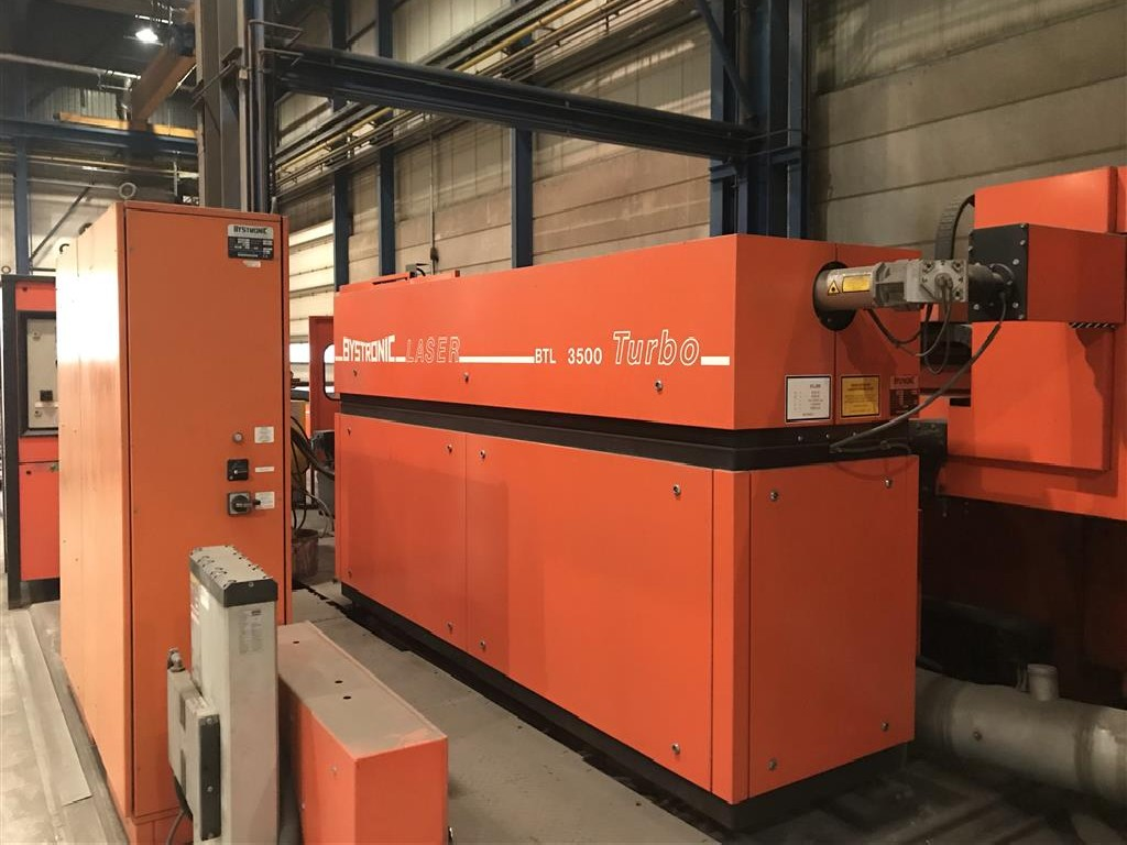 Laser Cutting Machine Bystronic Bystar 4025 - 4 Axis photo on Industry-Pilot