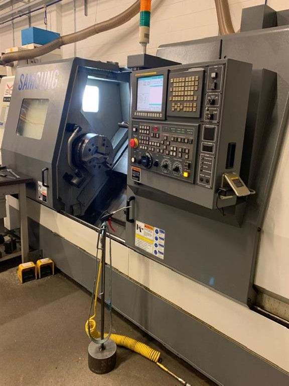 CNC Turning Machine - Inclined Bed Type SME PL 40 L photo on Industry-Pilot