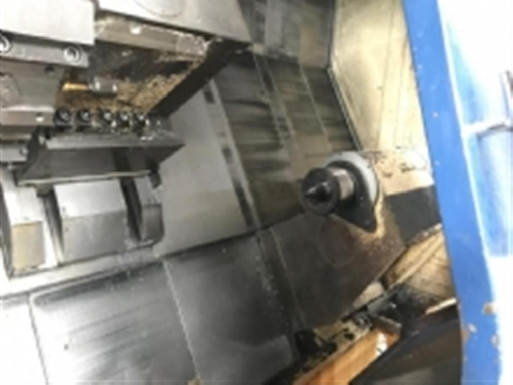 CNC Turning Machine - Inclined Bed Type Diamond SJ 65B photo on Industry-Pilot