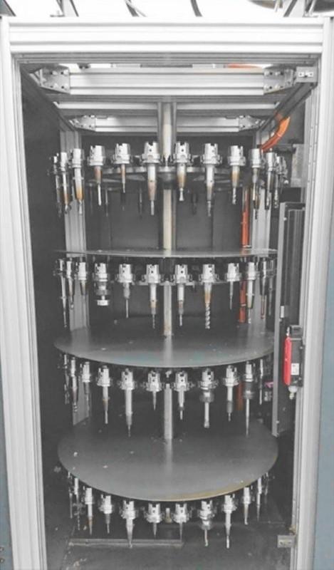 Обрабатывающий центр - универсальный DMG MORI SEIKI HSC 75 linear Heidenhain фото на Industry-Pilot