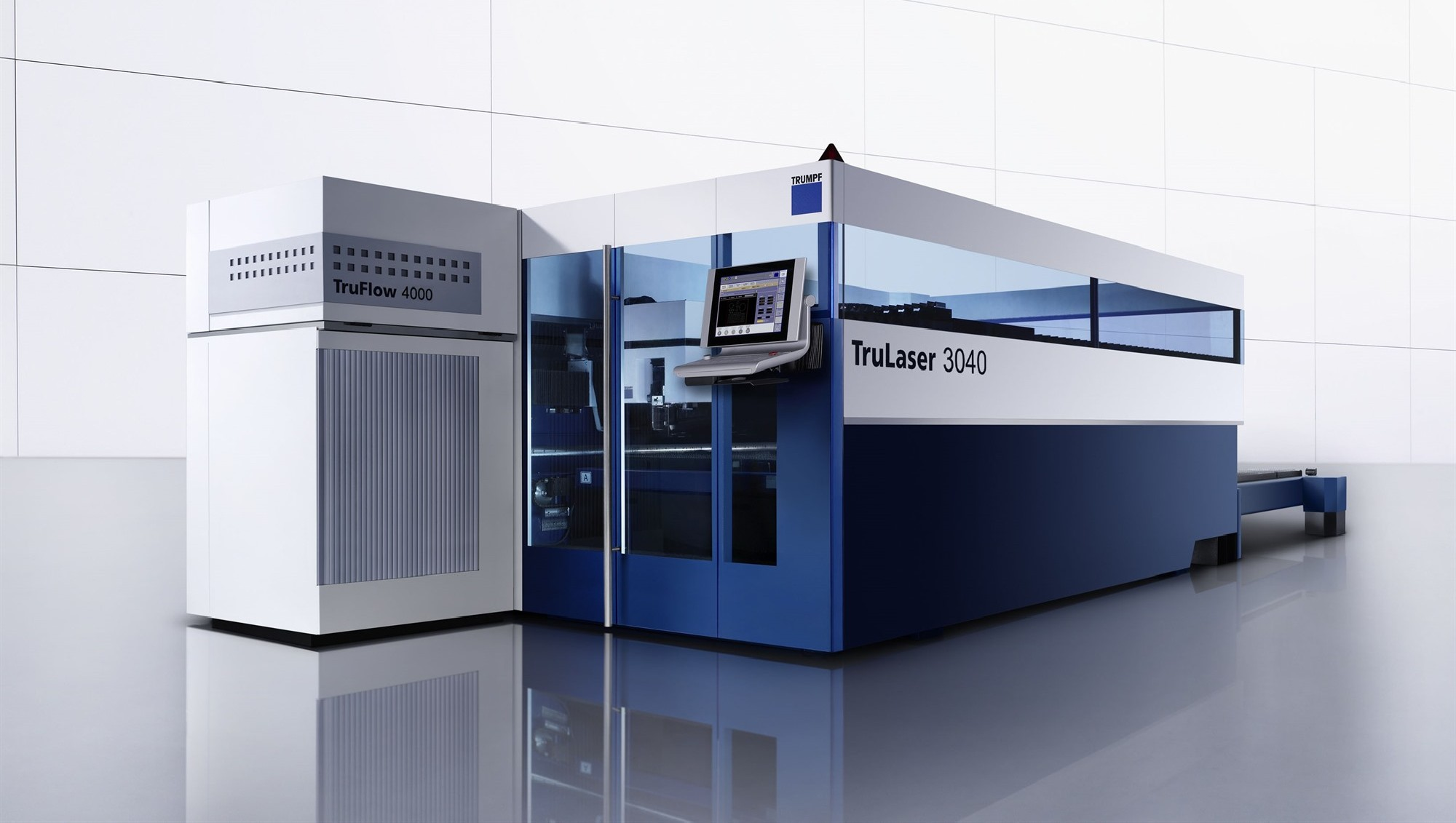 Laser Cutting Machine Trumpf TruLaser + LiftMaster 4000 x 2000 mm 4 kW photo on Industry-Pilot