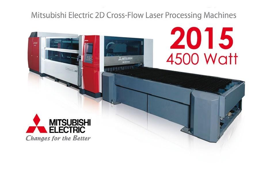Laser Cutting Machine Mitsubishi 3000 x 1500 mm 4,5 kW photo on Industry-Pilot