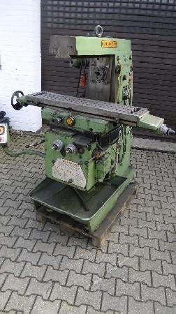 Toolroom Milling Machine - Universal LAGUN /  IBERIMEX FU 1100 photo on Industry-Pilot