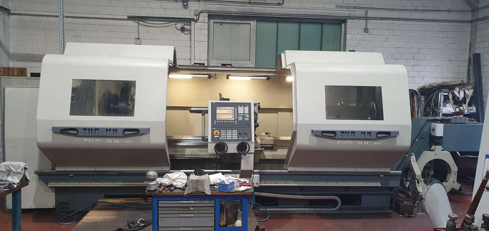 CNC Turning Machine CNC Drehmaschine FAT TUR 90 photo on Industry-Pilot