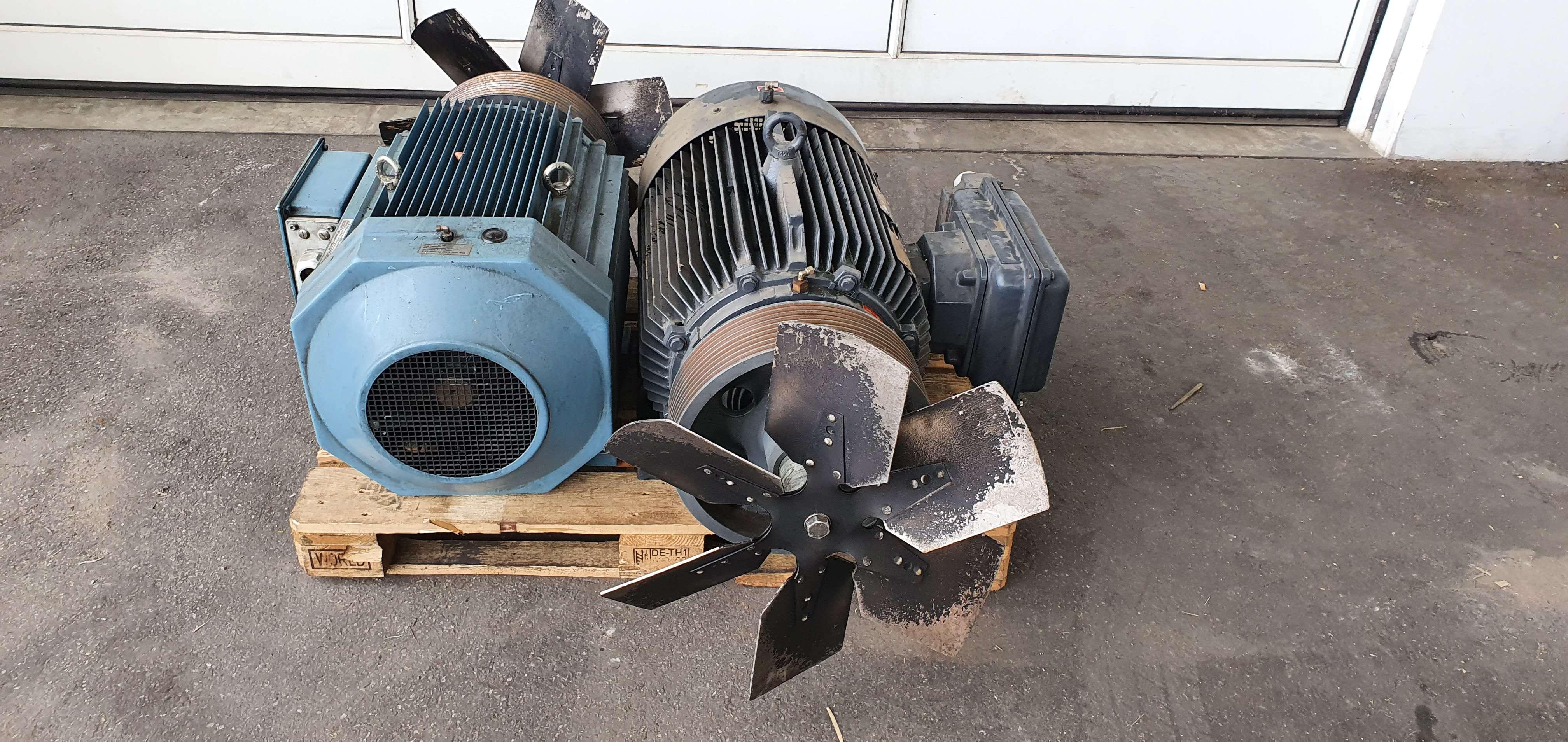 Ротационный насосы ABB Motors - Schorch фото на Industry-Pilot