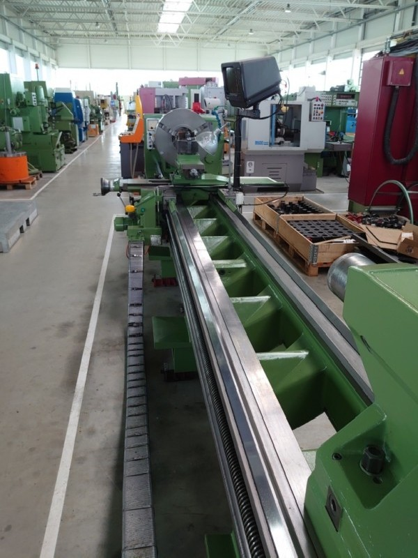 Токарно-винторезный станок VDF-BOEHRINGER V 800 x 4000 1049-720724 фото на Industry-Pilot
