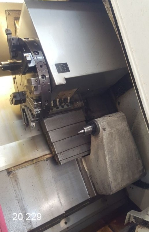 CNC Turning Machine - Inclined Bed Type GILDEMEISTER CTX 200 S2 CNC photo on Industry-Pilot