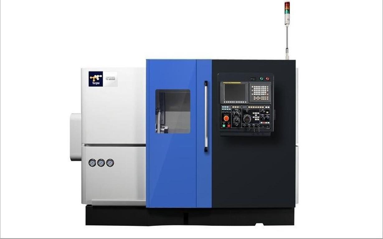 CNC Turning Machine - Inclined Bed Type KRAFT TC-1500 photo on Industry-Pilot