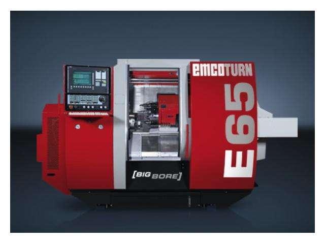 CNC Turning Machine Emco BigBore E65