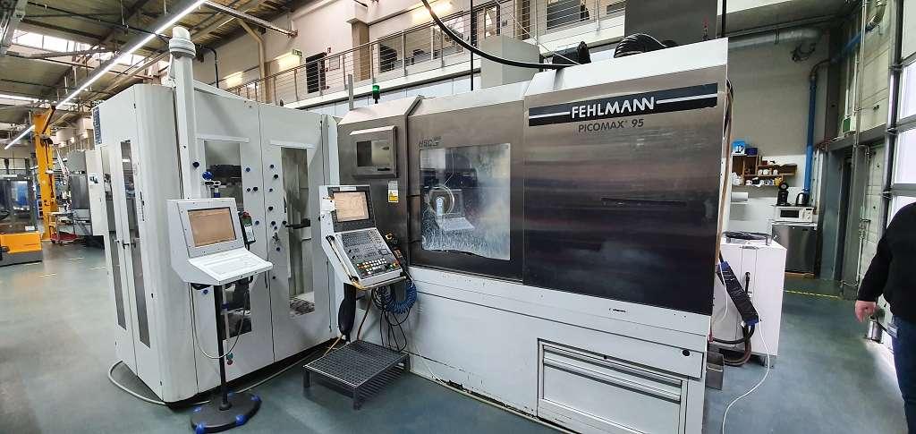 Machining Center - Universal FEHLMANN Picomax 95