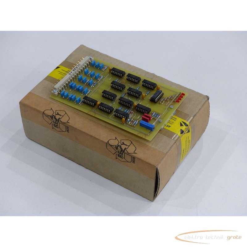 Card Wiedeg Elektronik  650.211.00102BZM.1.0 ungebraucht!