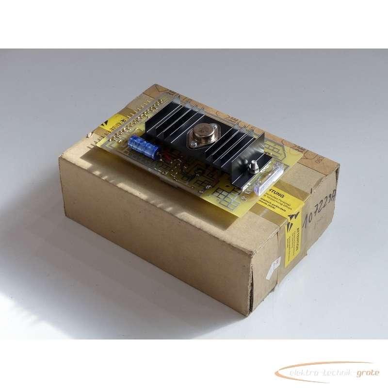 Card Wiedeg Elektronik  650.004.11319KPM.1.0 ungebraucht!