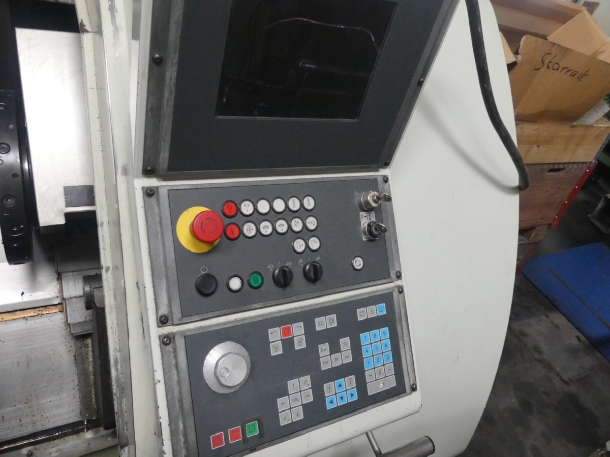 CNC Turning Machine - Inclined Bed Type GILDEMEISTER CTX 200 S2 photo on Industry-Pilot