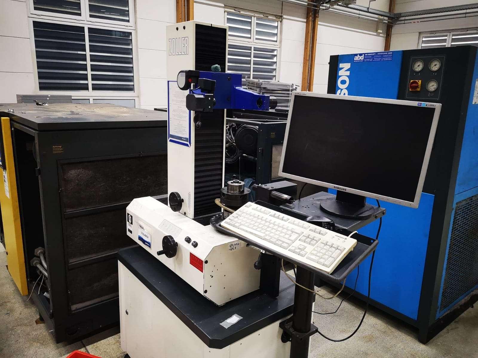 Устройство для предварительной настройки и измерения инструмента Zoller V420 фото на Industry-Pilot