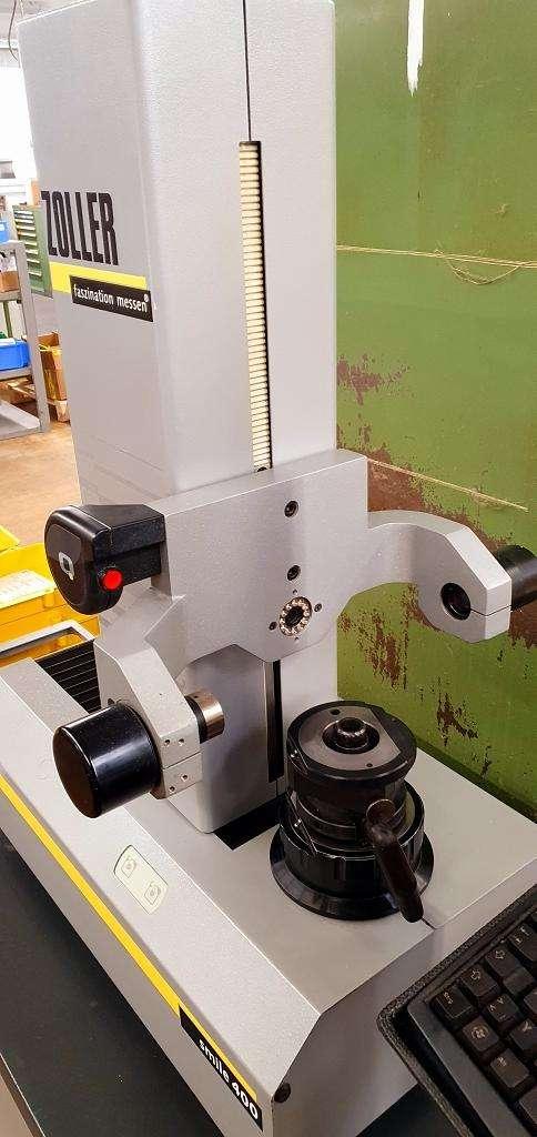 Устройство для предварительной настройки и измерения инструмента Zoller  Smile 400 фото на Industry-Pilot