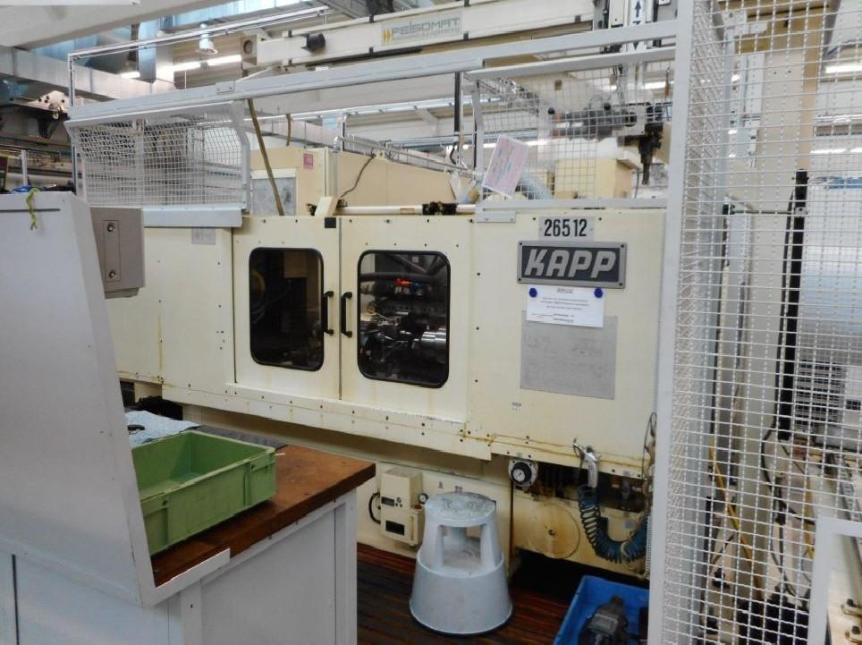 Зубошлифовальный станок торцовочный KAPP VAS 432 CNC фото на Industry-Pilot