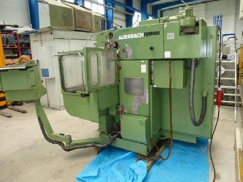 Toolroom Milling Machine - Universal AUERBACH FUW 400 1984 photo on Industry-Pilot