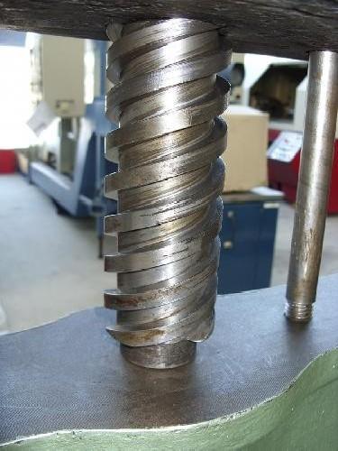 Ручной шпиндельный пресс Handspindelpresse 450 mm фото на Industry-Pilot