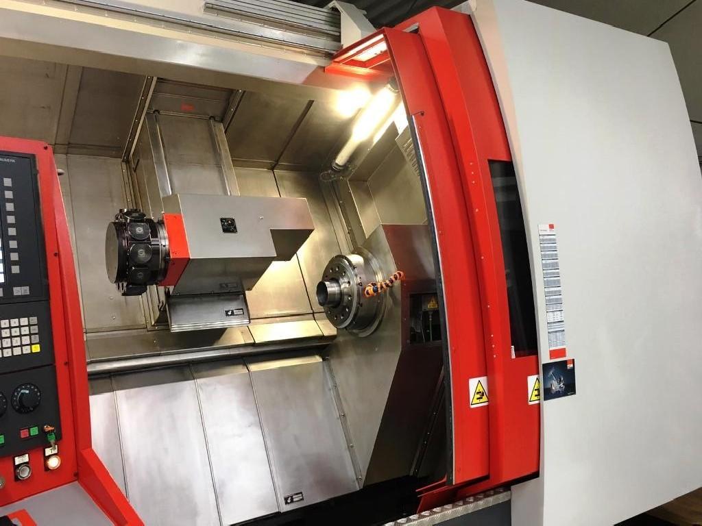 Токарно фрезерный станок с ЧПУ EMCO Hyperturn 110 SM2Y Heidenhain фото на Industry-Pilot