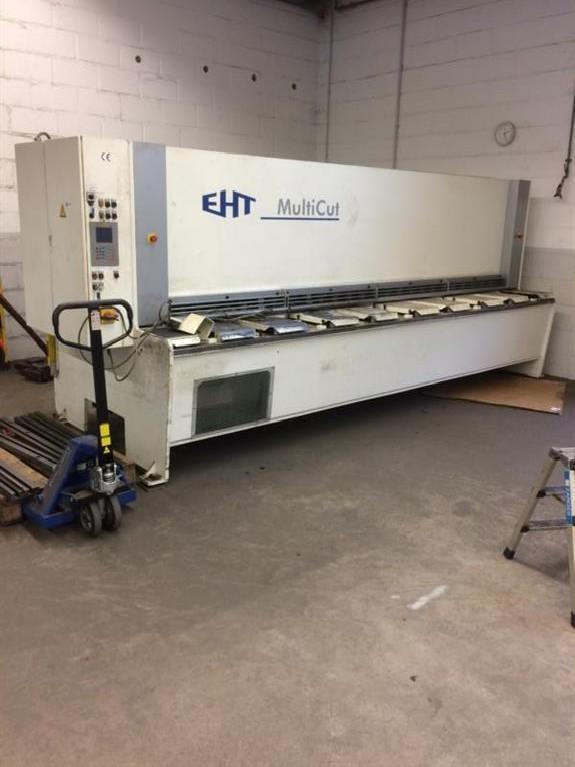 Hydraulic guillotine shear  EHT MULTICUT 6 - 40 photo on Industry-Pilot
