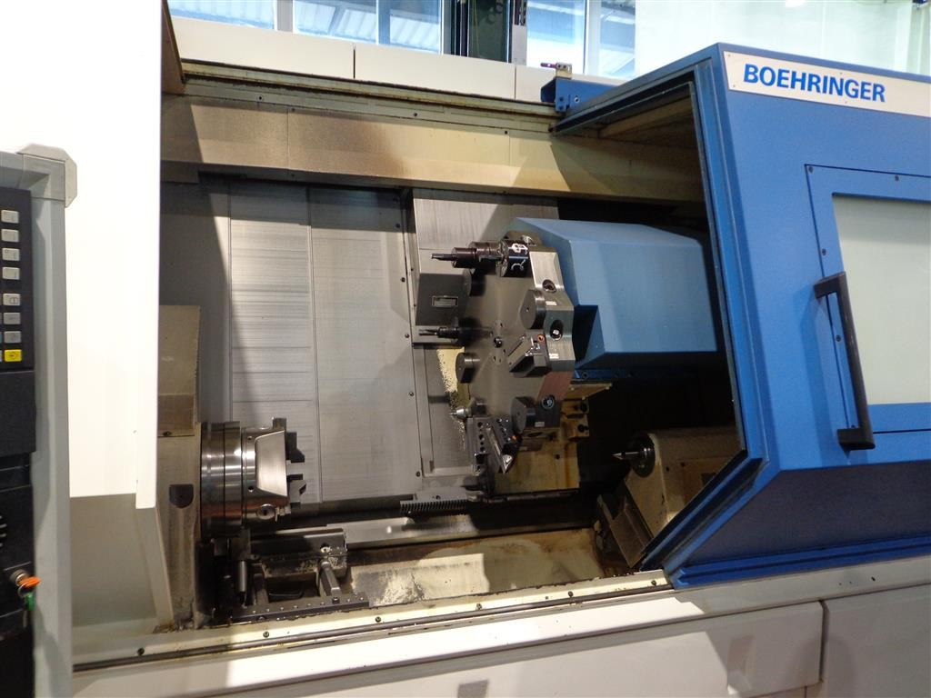 CNC Turning Machine - Inclined Bed Type BOEHRINGER VDF 315 Cm photo on Industry-Pilot