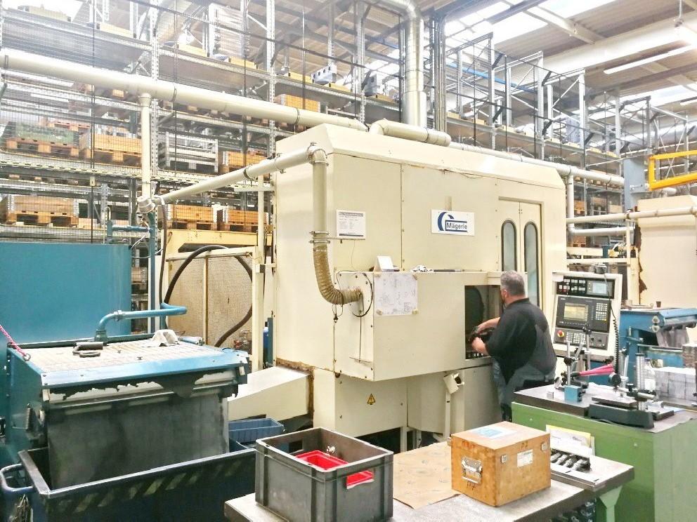 Surface Grinding Machine - Horizontal MAEGERLE MGC 130 Heidenhain photo on Industry-Pilot