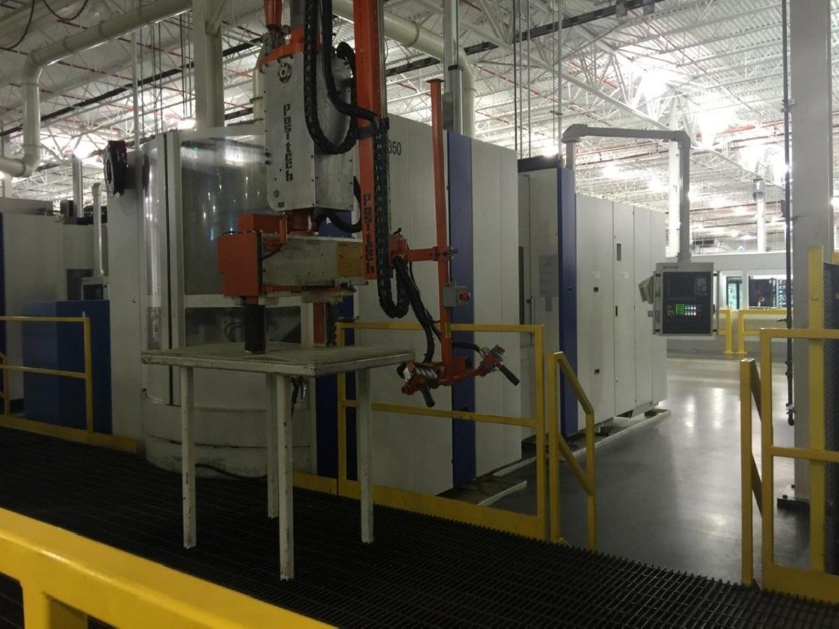 Обрабатывающий центр - горизонтальный HELLER MCH 350 PC Heidenhain фото на Industry-Pilot